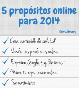propósitos (online) para el nuevo año