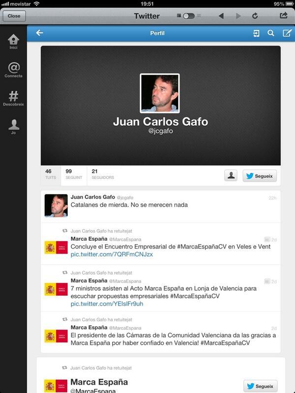 Despedidos por un tweet tuit twitter