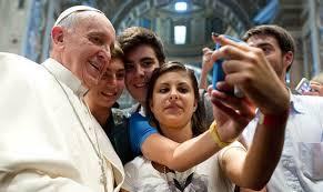 Selfie redes sociales