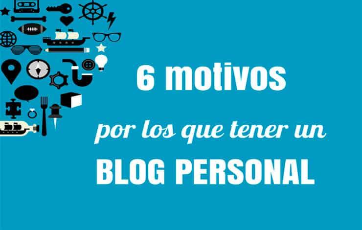 motivos por los que poner en marcha un blog