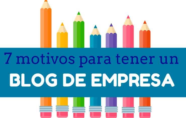 que tu empresa tenga un blog