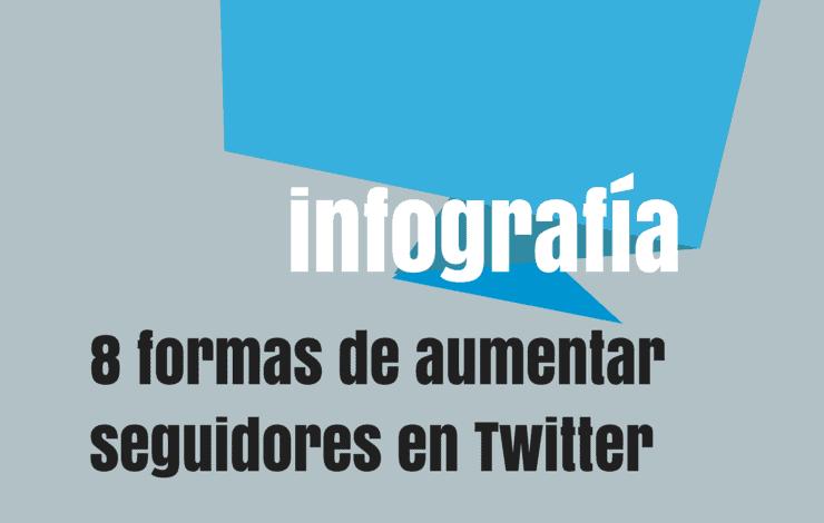 Formas de aumentar seguidores en Twitter