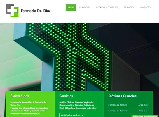 Farmacia Doctor Díaz