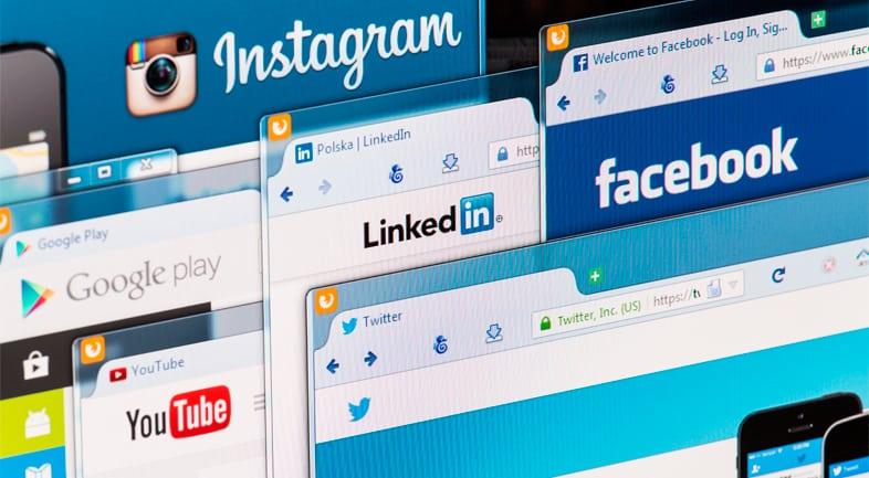 Cómo vincular perfiles en Redes Sociales