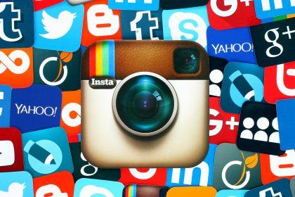 instagram de empresa