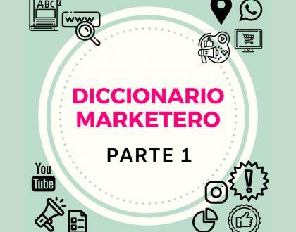 Diccionario Marketero