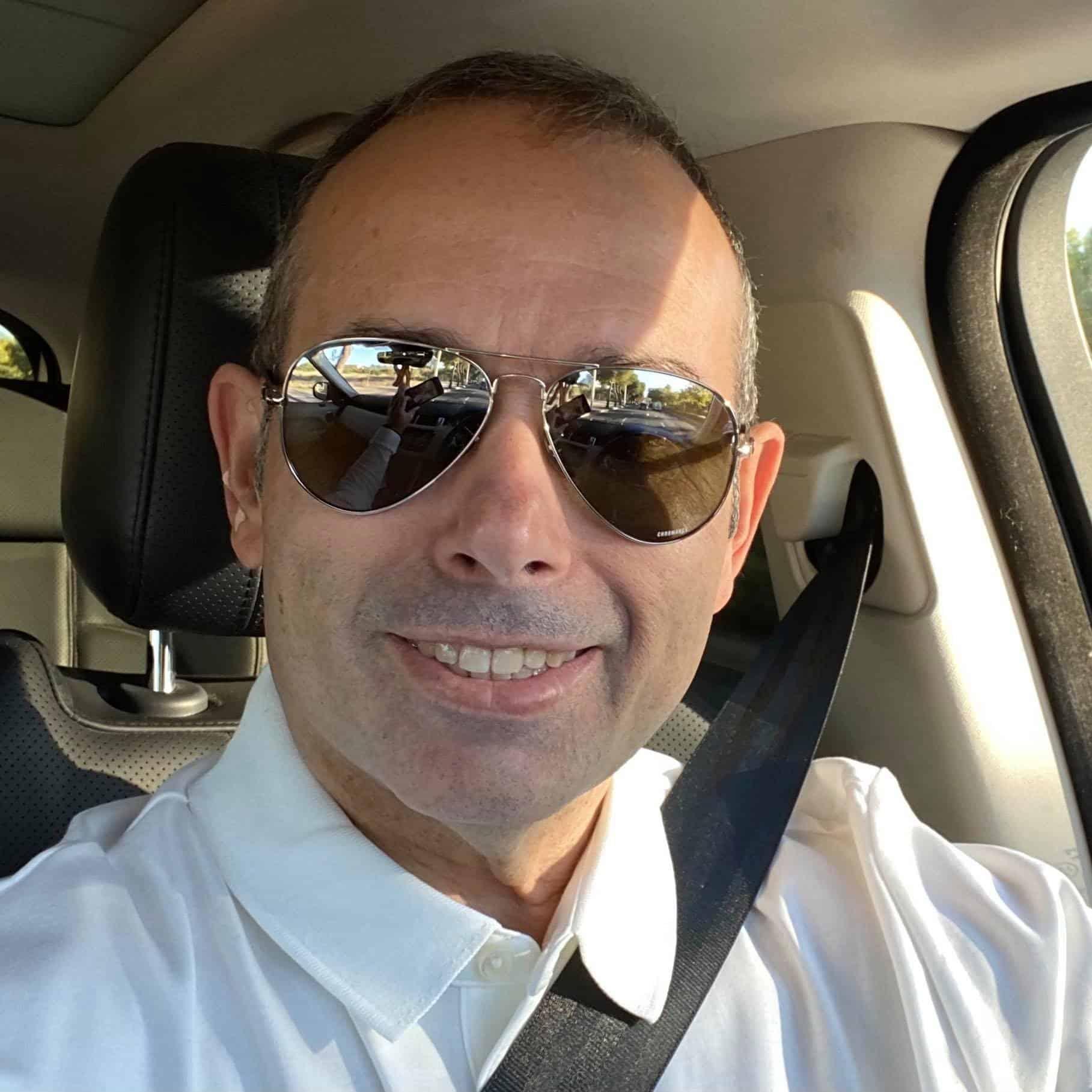 Rafael Martínez. CEO de Disate